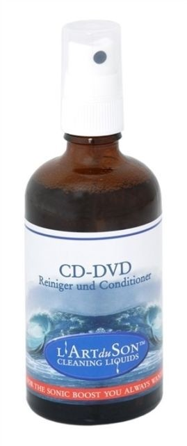 CD/DVD Conditioner