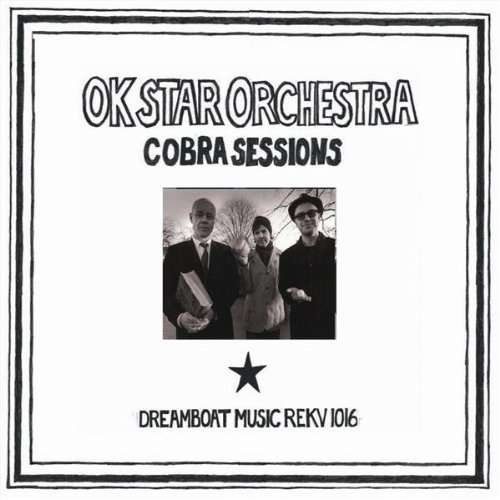 CD Ok Star Orchestra - Cobra Sessions