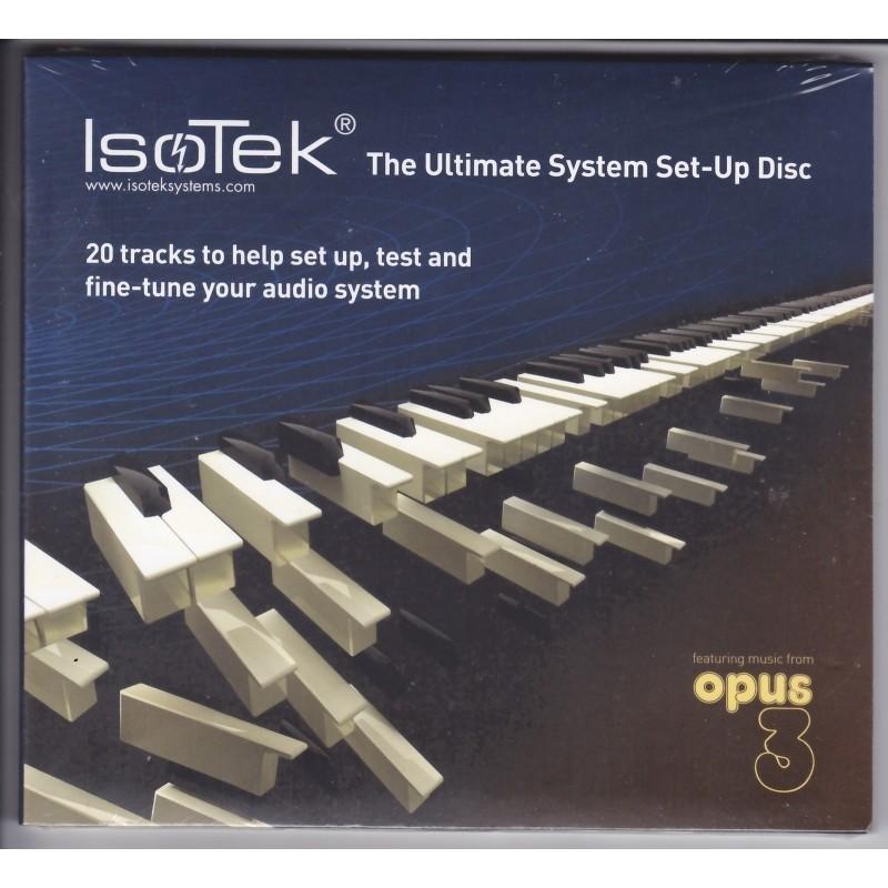 Ultimate System Set-up CD