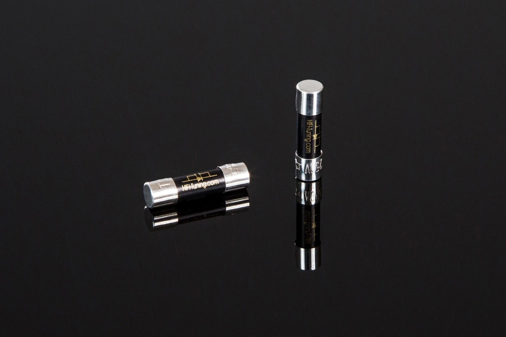 Surpreme3 [ F ] 1 Amp  5x20 mm  Silber Gold